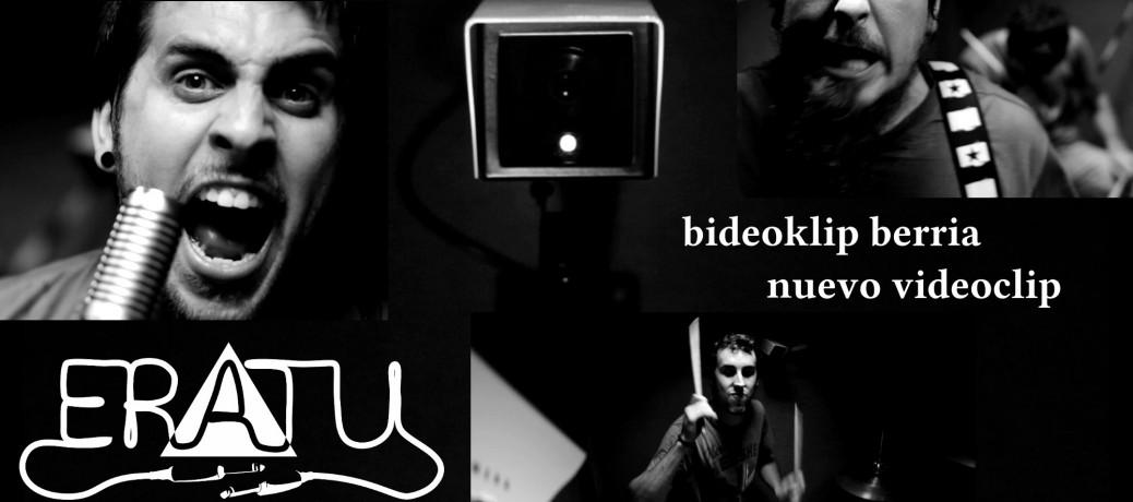 Beldurraren aroa: Bideoklip berria – Nuevo videoclip