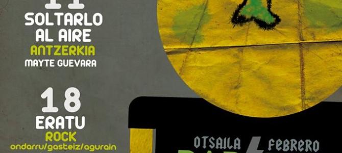 Otsailak 18 Parral Tabernan / El 18 de Febrero en el Parral