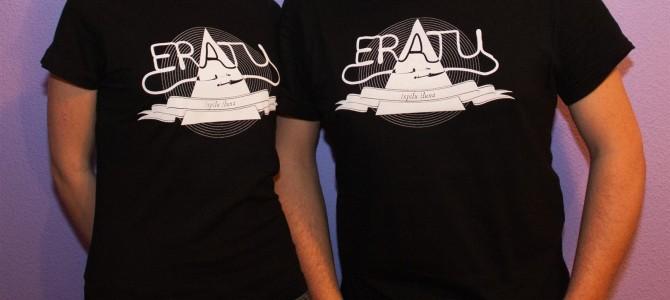Kamiseta berriak – Nuevas camisetas