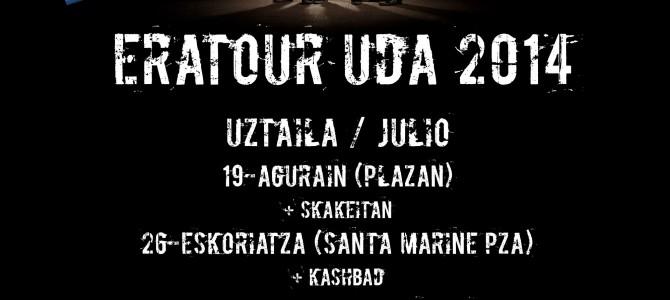 Eratour uda 2014